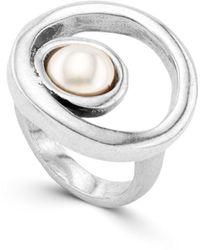 Uno De 50 Make A Wish Ring - Metallic