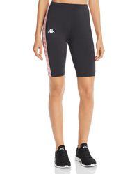 Kappa Banda Cicles Bike Shorts - Black