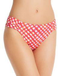 Tommy Bahama Reversible Halter Bikini Top - Multicolour