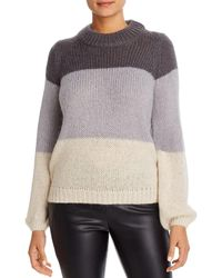 Vero Moda Colour - Block Jumper - Grey