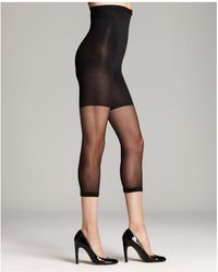 Spanx - In-power Line Super Footless Shaper Tights - Lyst