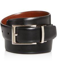 Bloomingdale's Men's Reversible Belt - Black