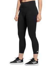 adidas 7/8 Leggings - Black