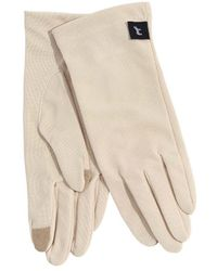 Echo Solid Summer Gloves - Natural