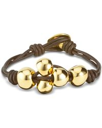 Uno De 50 - Ball By Ball Bracelet - Lyst
