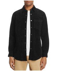 Blank NYC - Blank Nyc Suede Shirt Jacket - Lyst
