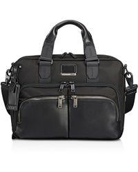 Tumi - Alpha Bravo Albany Slim Commuter Brief Briefcase Bags - Lyst