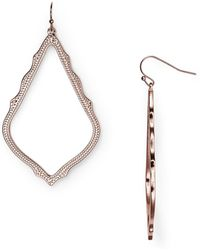 Kendra Scott - Sophee Earrings - Lyst