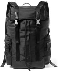 ab9719466d1e Lyst - Polo Ralph Lauren Alpine Quilted Backpack in Black for Men