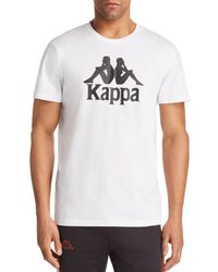 Kappa - Authentic Estessi Crewneck Tee - Lyst