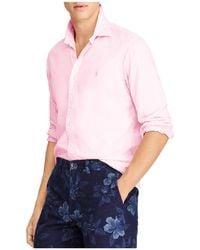 Polo Ralph Lauren - Slim Fit Twill Sport Shirt - Lyst
