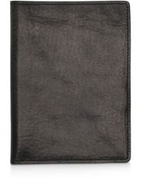 Shinola - Leather Passport Wallet - Lyst