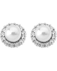 Majorica - Mood Faux-pearl Stud Earrings - Lyst