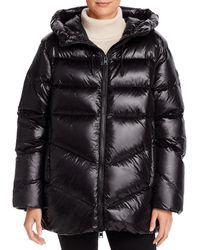 Woolrich Packable Birch Down Coat - Black