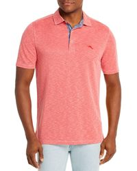 Tommy Bahama Palmetto Paradise Regular Fit Polo Shirt - Pink