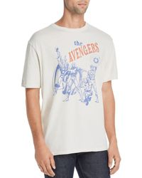 Junk Food - Avengers Graphic Tee - Lyst