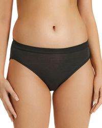 Fine Lines - Essence High - Cut Briefs - Lyst