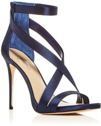 21febe89bbd Imagine Vince Camuto - Women s Devin Ankle Strap High-heel Sandals - Lyst