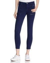 Joie Park Skinny Jeans - Blue