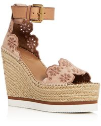 See By Chloé - 90mm Espadrille - Lyst