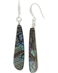 Robert Lee Morris Stick Drop Earrings - Multicolour