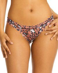 Hanky Panky Printed Brazilian Bikini - Multicolour