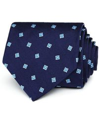 Brooks Brothers - Tossed Squares Classic Tie - Lyst