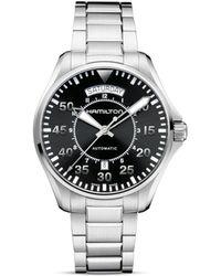 Hamilton - Khaki Pilot Mechanical Automatic Watch - Lyst
