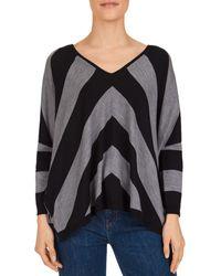 Gerard Darel - Smile Striped Merino - Wool Sweater - Lyst