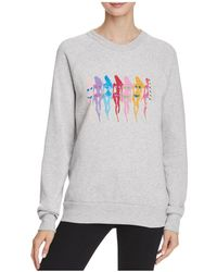 Alternative Apparel - Stand Up To Breast Cancer Sweatshirt - Lyst