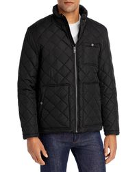 Marc New York Elroy Quilted Jacket - Black
