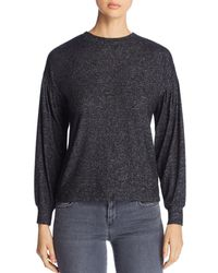 Coin - Brushed Blouson-sleeve Sweater - Lyst