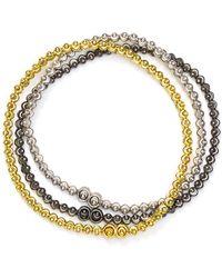 Officina Bernardi Moon Bracelets - Metallic