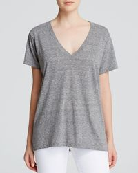 Current/Elliott - Tee - The V-neck - Lyst