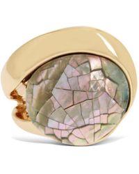 Robert Lee Morris - Mosaic Stone Sculptural Ring - Lyst