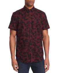 Sovereign Code - Stromsburg Print Regular Fit Button-down Shirt - Lyst