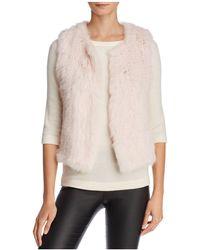 525 America Classic Fur Vest