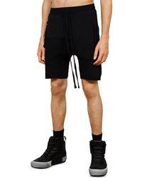 Thom Krom Knit Shorts - Black