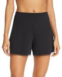 Natori Benefit Slip Shorts - Black