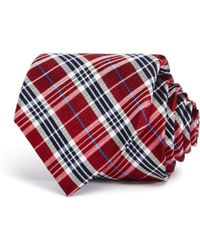 Bloomingdale's - Multi Check Classic Tie - Lyst