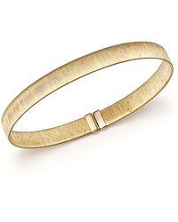 Bloomingdale's 14k Yellow Gold Polished Cuff - Metallic
