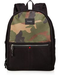 State - Nevins Camouflage Backpack - Lyst