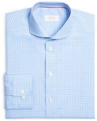 Eton of Sweden - Of Sweden Check Regular Fit Dress Shirt - Lyst