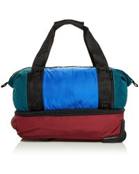 LeSportsac - Dakota Colour - Block Nylon Roller Duffel Bag - Lyst