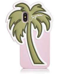 See By Chloé Palm Tree Iphone X Case - Multicolour