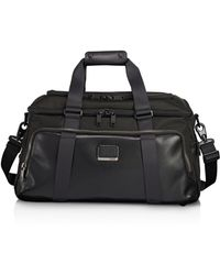 Tumi Alpha Bravo Mccoy Gym Duffel Bag - Black