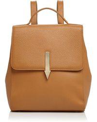 Karen Walker - Arrow Mini Leather Backpack - Lyst