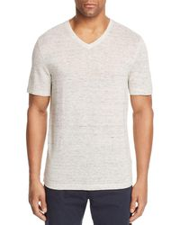 Michael Kors - Space-dyed V-neck Tee - Lyst