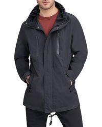 Marc New York Fishtail Jacket - Black