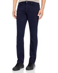 John Varvatos Bowery Slim Fit Jeans In Eclipse - Blue